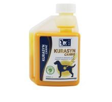 Kurasyn Canine - Биодоступная добавка куркумина и гиалуроновой кислоты для собак, 240 мл