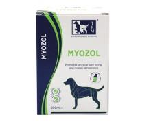Myozol - Натуральная высокоэффективная добавка для увеличения мышечной массы собак, 200 мл