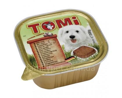 TOMi lamb Консерва для собак с ягненком