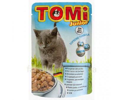 TOMi junior Консерва для котят