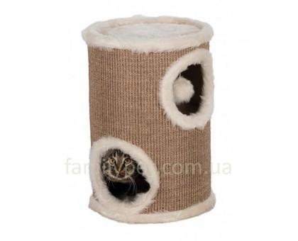 Trixie Дряпка Edoardo (Cat Tower) 50 см коричневая/кремовая