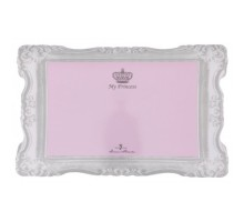 Trixie My Princess Коврик под миски розовый 44*28 см