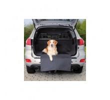 Trixie Коврик защитный в багажник нейлоновый черный