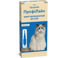 Профилайн Капли для кошек от 4 кг до 8 кг