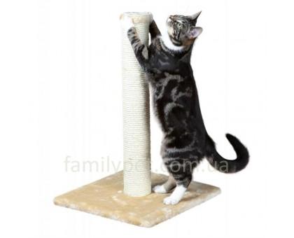 Trixie Parla Когтеточка для кошек 62 см бежевая
