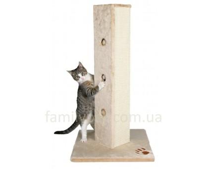 Trixie Soria Когтеточка для кошек  80 см бежевая