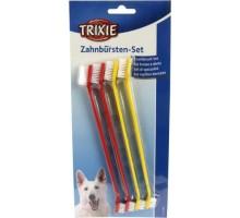 Trixie Зубная щетка (набор 4шт)