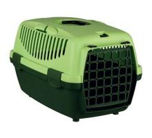 Capri Переноска для животных до 6 кг зеленая 32х31х48 см