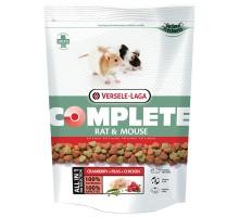 Versele-Laga Complete Rat & Mouse ВЕРСЕЛЕ-ЛАГА КОМПЛИТ РЭТ МАУС корм для крыс, мышей 0,5 кг