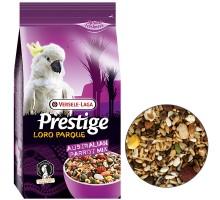 Versele-Laga Prestige Loro Parque Australian Parrot Mix полнорационный корм для австралийских попугаев