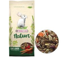 Versele-Laga Nature НАТЮР КРОЛЬЧАТА (Cuni Junior) суперпремиум беззерновой корм для крольчат ВЕРСЕЛЕ-ЛАГА 0.7кг