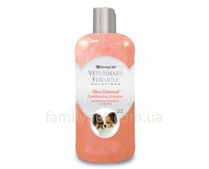 Veterinary Formula Ultra Moisturizing Shampoo Шампунь для собак и кошек с овсяной мукой 503 мл