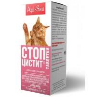 Стоп-цистит для кошек, 15 таблеток