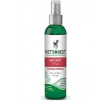 VET`S BEST Hot Spot Spray Спрей для устранения, раздражения и воспаления  236 мл