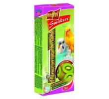 VITAPOL Колба для волнистых попугаев с киви 2 шт/уп