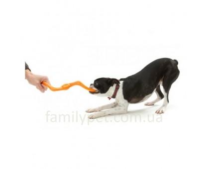 Игрушка для собак Bumi Small Aqua S-образная малая