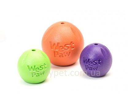 Игрушка для собак Rando Small Eggplant мяч малый 6 см