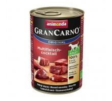 Animonda GranCarno Консерва для взрослых собак мясной коктейль 800 гр