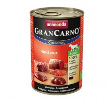 Animonda GranCarno Консерва для взрослых собак c говядиной 800 гр