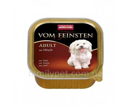Animonda Консерва для взрослых собак c олениной 150  гр