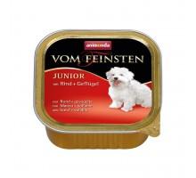Animonda Консерва для собак Junior c говядиной и мясом птицы 150 гр