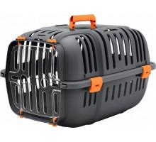 Переноска Ferplast Jet 10 для мини-собак и кошек 47 x 32 x 29 см Оранжевая
