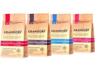 Grandorf – сухой корм для собак и котов холистик класса