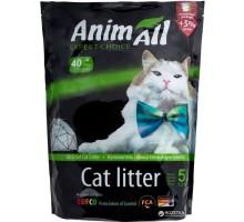 """AnimAll Наполнитель для кошачьего туалета 10.5 л силикагель """"Зеленый холм"""""""