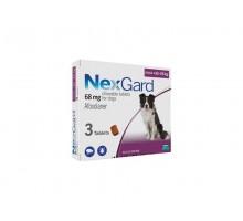 NexGard (Нексгард) Таблетка от блох и клещей для собак 10-25 кг
