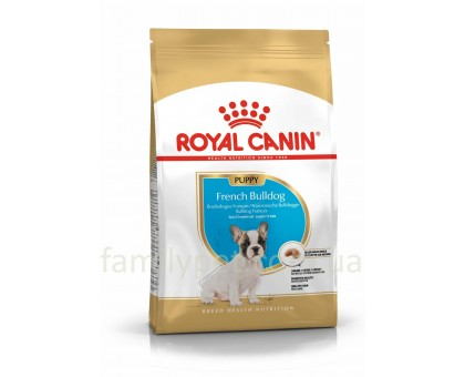 Royal Canin Bulldog Puppy 12 кг