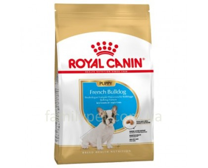 Royal Canin French Bulldog Puppy 1 кг