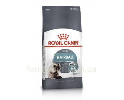 Акция Royal Canin Hairball Care 10кг