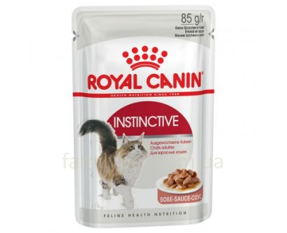 Royal Canin Instinctive In Gravy 85 г