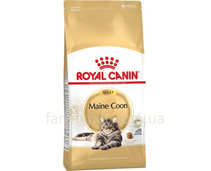 Акция Royal Canin Maine Coon Adult 10кг