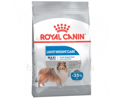 Royal Canin Maxi Light Weight Care 10 кг