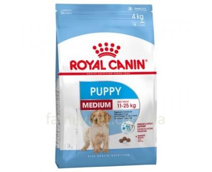 Royal Canin Medium Puppy для щенков средних пород