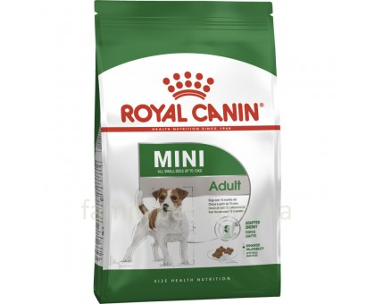 Акция Royal Canin Mini Adult 8кг