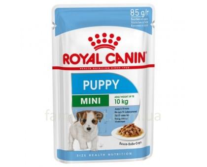 Royal Canin Mini Puppy 85 гр