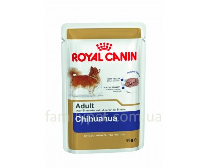 Royal Canin Chihuahua Adult 85 гр
