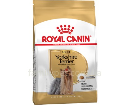 Royal Canin Yorkshire Adult для собак породы Йоркширский терьер
