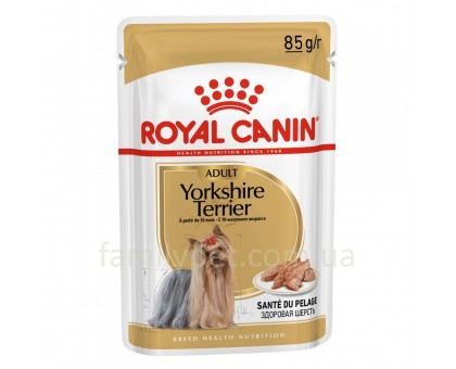 Royal Canin Yorkshire Adult 85 гр