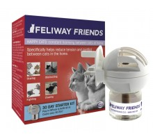Feliway Friends Антистрессовый препарат для кошек при групповом содержании