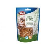 Trixie PREMIO Chicken Cubes Лакомства для кошек кубики с мясом птицы 50 г